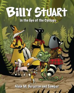 Billy Stuart in the Eye of the Cyclops