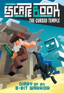 Escape Book: The Cursed Temple