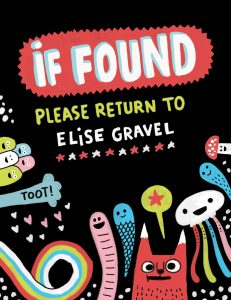 If Found…Please Return to Elise Gravel
