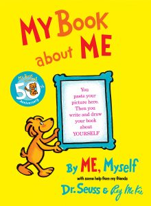 My Book About Me, by ME, Myself