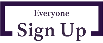 Everyone Newsletter Sign up