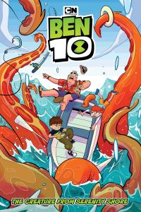 Ben 10: The Creature from Serenity Shore OGN SC
