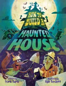 How to Build a Haunted House