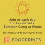 FoodPrints Summer Enrichment