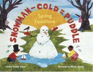 Snowman – Cold = Puddle