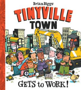 Tinyville Town: Gets to Work!