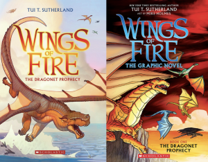 Wings of Fire (novel or graphic novel)