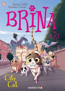 Brina the Cat Volume 2: City Cat