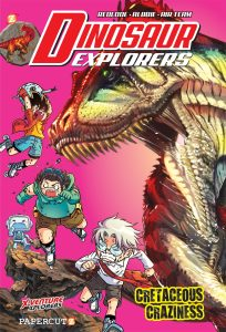 Dinosaur Explorers Volume 7