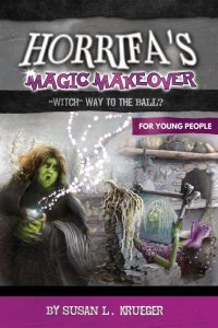 "Horrifa's Magical Makeover: ""Witch"" Way to the Ball?"
