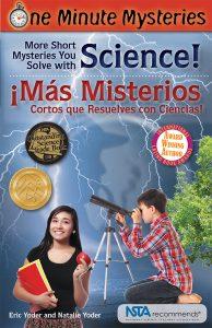 Misterios de un minuto, ¡Más misterios cortos que resuelves con ciencias!