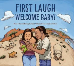 First Laugh–Welcome, Baby!