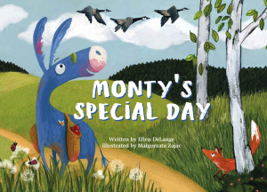Monty's Special Day