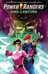 Power Rangers: Sins of the Future OGN SC