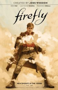 Firefly: New Sheriff in the 'Verse Vol. 2 HC (Book 5)