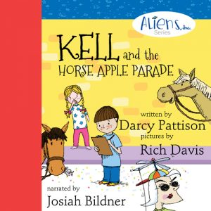 Kell and the Horse Apple Parade