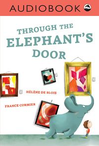 Through the Elephant's Door Digital Audiobook