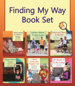 Finding My Way 6-Book English Set