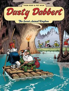 The Secret Animal Kingdom (The Adventures of Dusty Dabbert Series)