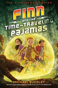 Finn and the Time-Traveling Pajamas (The Finniverse Series #2)