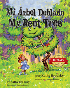 Mi Árbol Doblado (My Bent Tree Bilingual)
