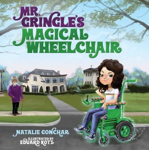 Mr. Gringle's Magical Wheelchair