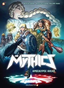 The Mythics Volume 3