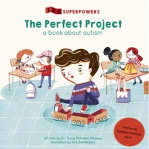 The Perfect Project (A Book about Autism)