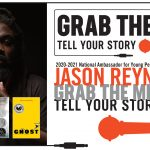 Jason Reynolds, National Ambassador for Young People's Literature, Embarks on Second Virtual Tour This Spring