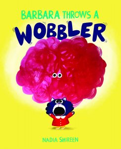 Barbara Throws a Wobbler