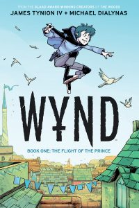 Wynd Vol. 1 SC: The Flight of the Prince